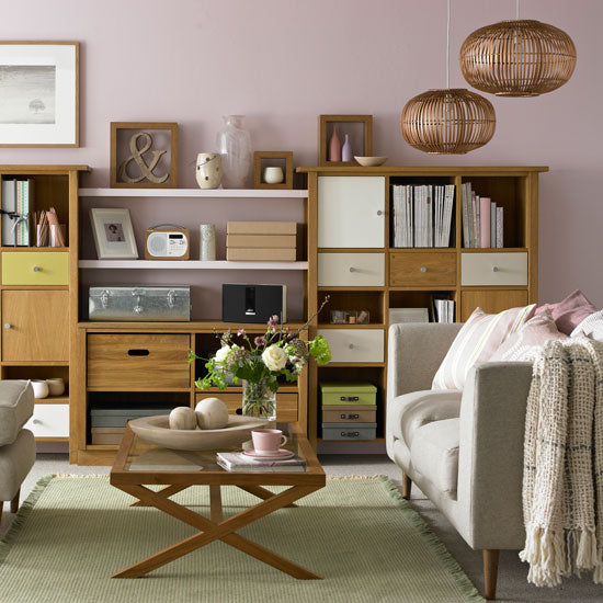 Living Room : Storage Ideas
