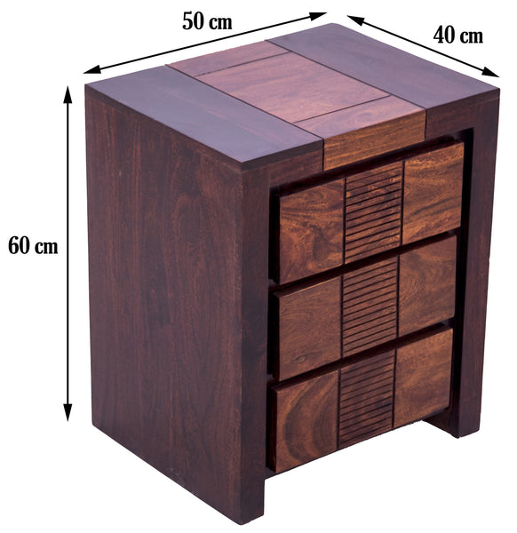 dimensions of Bedside Table