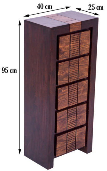 dimensions of Chest of Drawers