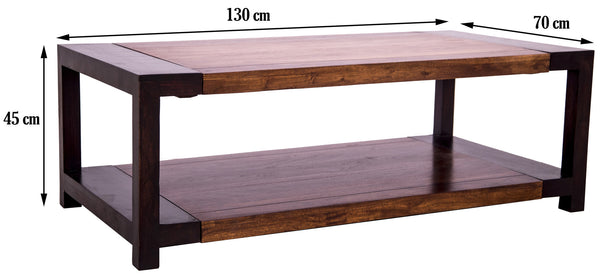 dimensions of Coffee Table