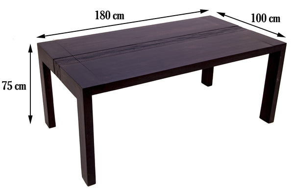 Egypt Dining table dimensions