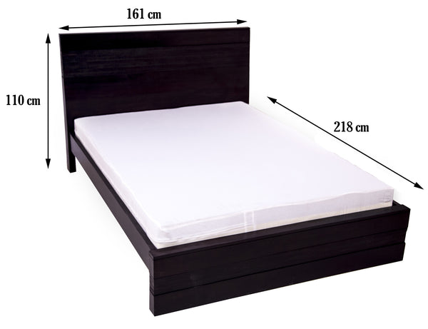 dimensions of the bed