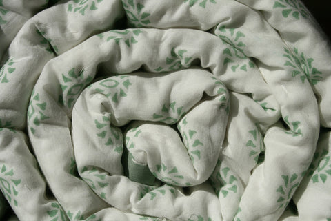 Close-up image of Cotton Quilt