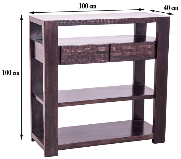 dimensions of Low Bookshelf