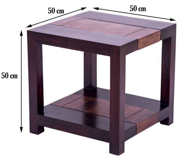 dimensions of side table
