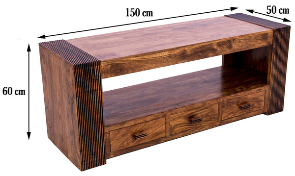 dimensions of TV Unit