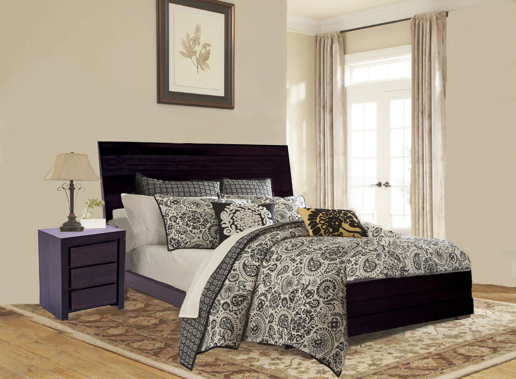 Egypt Queen Bed