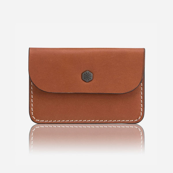 Men's under $100 - Slim Card Pouch, Tan