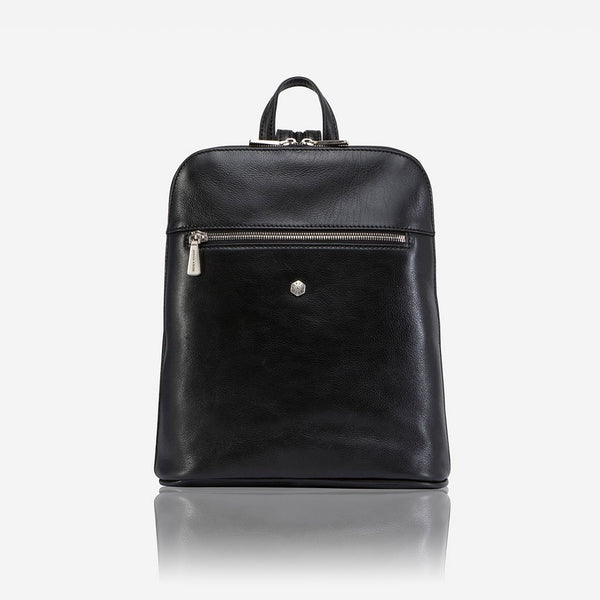 Women's under $400 - Slim Ladies Backpack, Soft Black