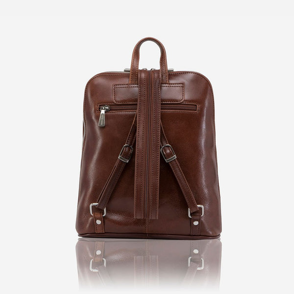 Black Friday Women's Collection - Slim Ladies Backpack, Burgundy