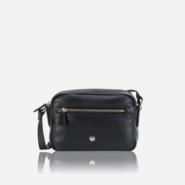 Capri - Small Crossbody, Black