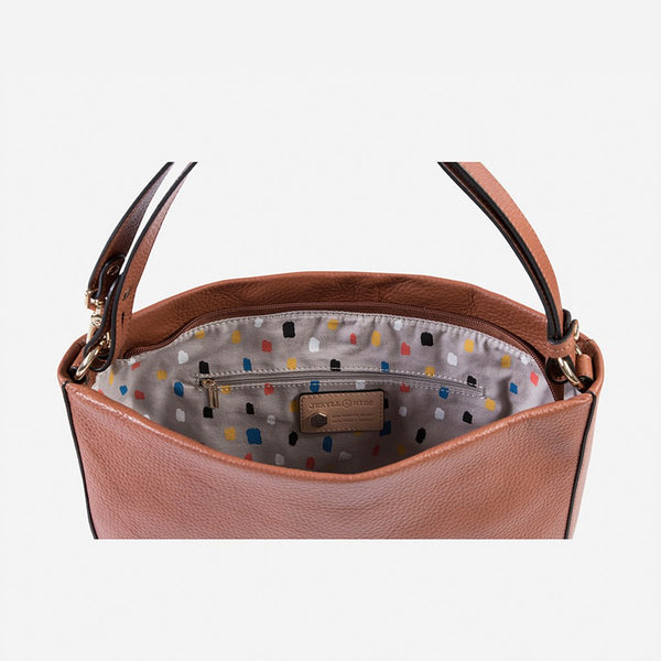 Capri - Large Crossbody, Nut
