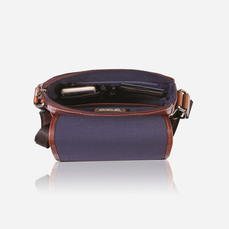 Tablet Crossbody Bag, Tobacco