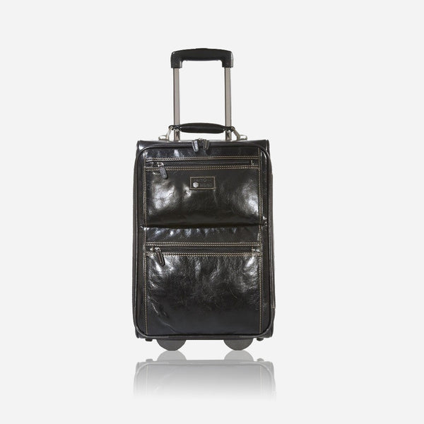 All Men's Bags - 2 Wheel Cabin Trolley, Black