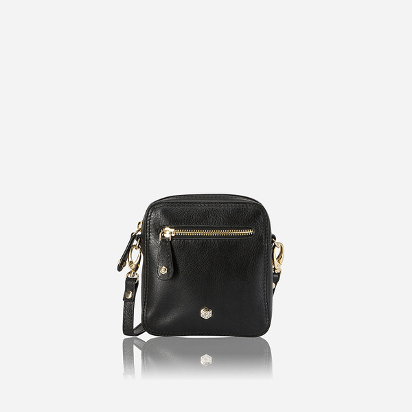 Black Friday Women's Collection - Slim Leather Crossbody Bag