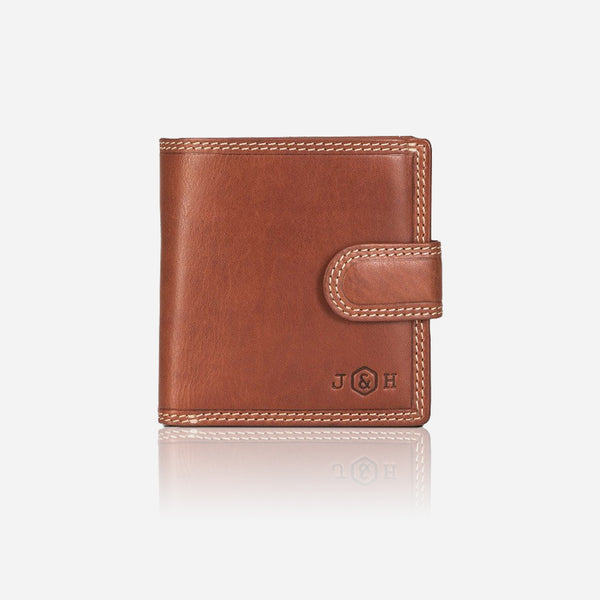 Tri-fold Wallet with Coin