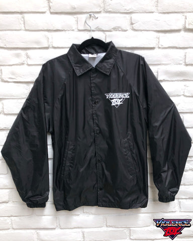 Violence Toy Nylon Coach's Jacket
