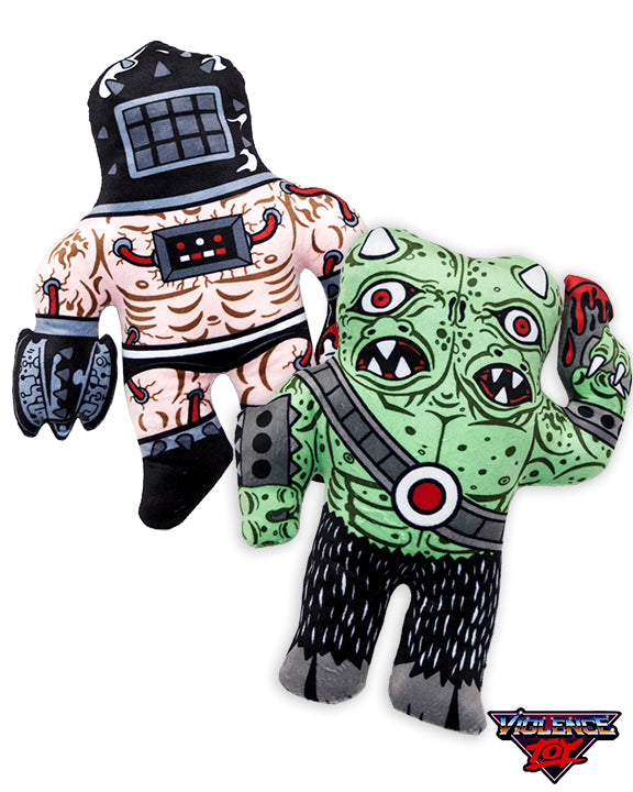 Death Match Buddies- Set of Two