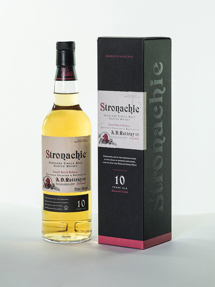 Whisky Video Review No.5 - Stronachie 10 YO - The Single Cask Singapore