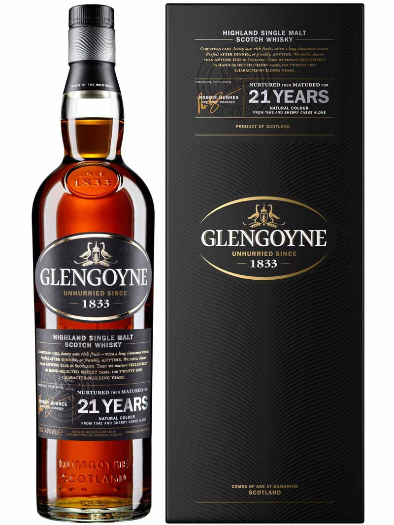 Whisky Video Review No.6 - Glengoyne 21 Years Old -The Single Cask Singapore