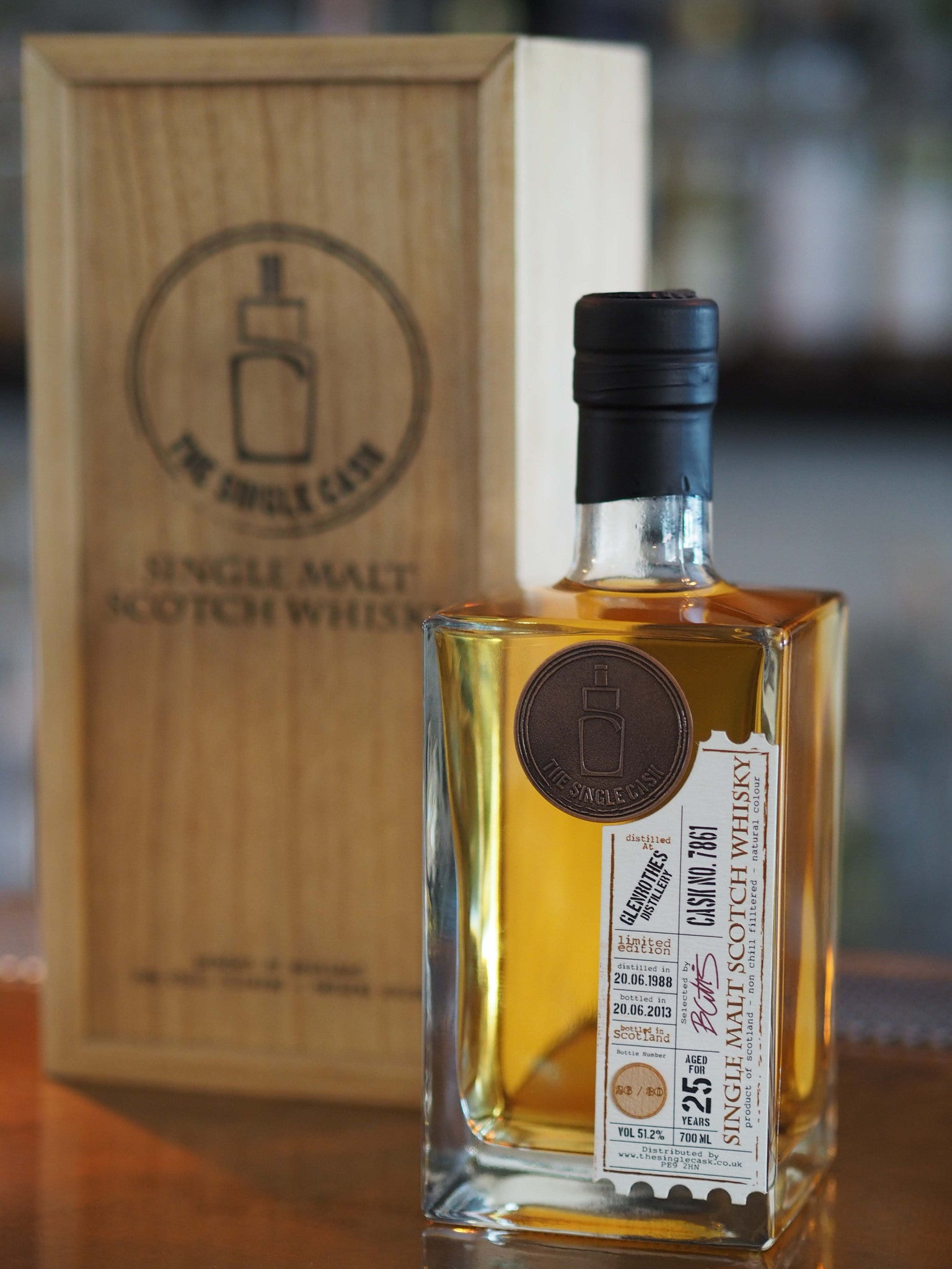 Whisky Review No.18 - The Single Cask Whisky Bar Singapore
