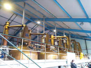 The Whisky Production Process: Part 4 - Distillation
