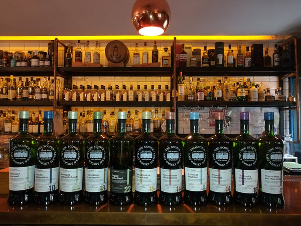 The New SMWS Outturn Has Arrived!