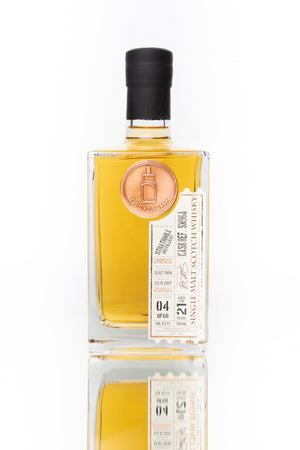 The Single Cask Whisky Review #85: The Single Cask Strathmill 1996 21 Years Old