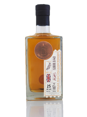 The Single Cask Whisky Review #41: English Whisky Company 2009 7 Years Old