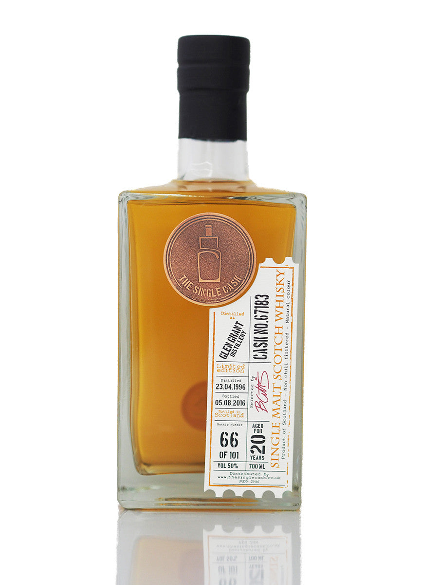 The Single Cask Whisky Review #46: Glen Grant 1996 20 Years Old