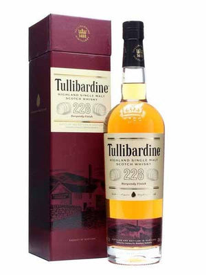 Whisky Video Review No 3 - Tullibardine 228 - The Single Cask Singapore