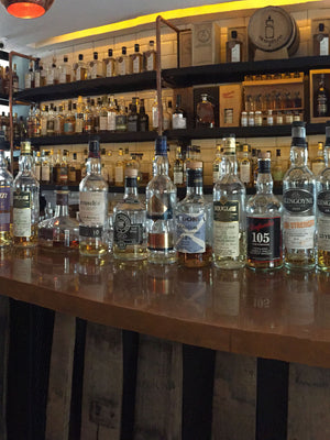 Whisky Dregs Night - The Single Cask Whisky Bar Singapore