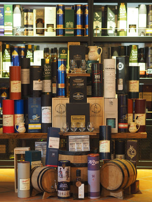 Win A Year's Supply Of Whisky!