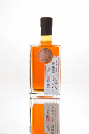 The Single Cask Whisky Review #70: American Sour Mash 2011 5 Years Old