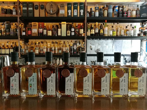 The Single Cask releases a new range of expressions