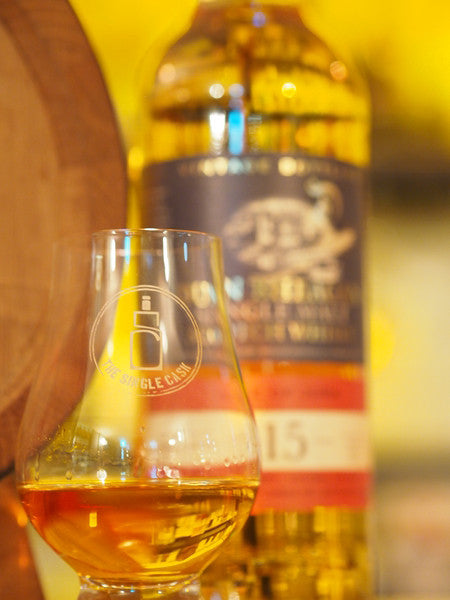 Whisky Review No.50 - The Single Cask Whisky Bar Singapore