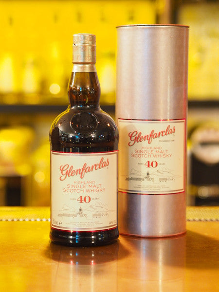 The Single Cask Whisky Review #67: Glenfarclas 40 Years Old