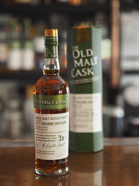 Whisky Review No.29 - The Single Cask Whisky Bar Singapore