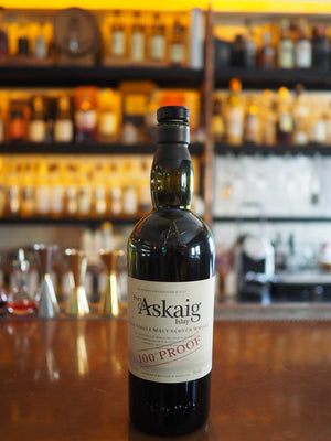 The Single Cask Whisky Review #59: Port Askaig 100 Degrees Proof