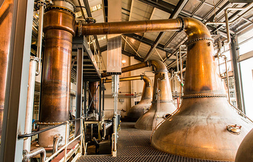 Linkwood Whisky Stills