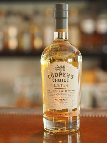 Ardmore (Heavily Peated) NAS Cooper Choice - The Single Cask