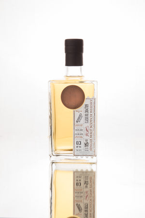 The Single Cask Benrinnes 15 YO 2001,Single Malt Whisky - The Single Cask
