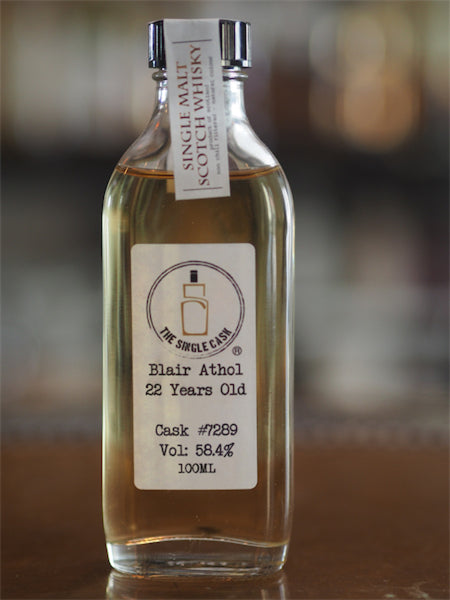 The Single Cask 22YO Blair Athol 1991 - 100ml - The Single Cask