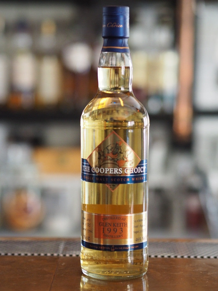 19YO Glen Keith-Cooper Choice 1993 - The Single Cask