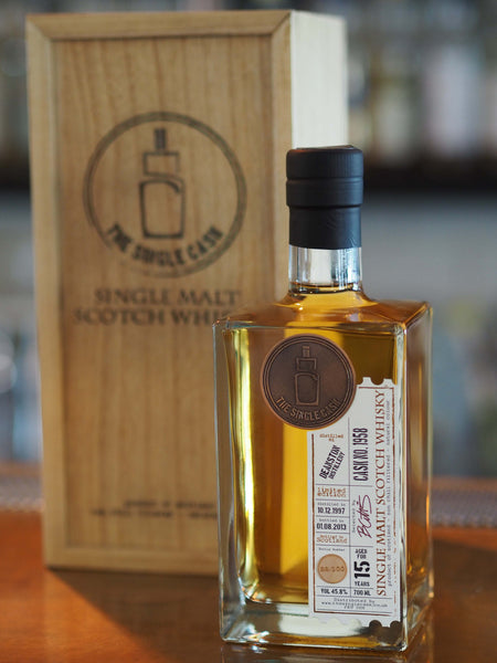 15YO Deanston-TSC 1997 - The Single Cask
