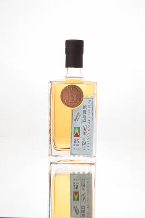 The Single Cask Diamond Rum 12 YO 2004,Rum - The Single Cask