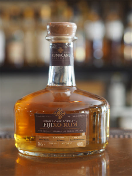 Single Cask Fiji XO Rum - The Single Cask