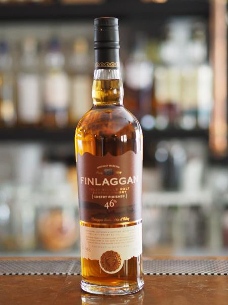 Finlaggan Sherry Wood Finish - The Single Cask