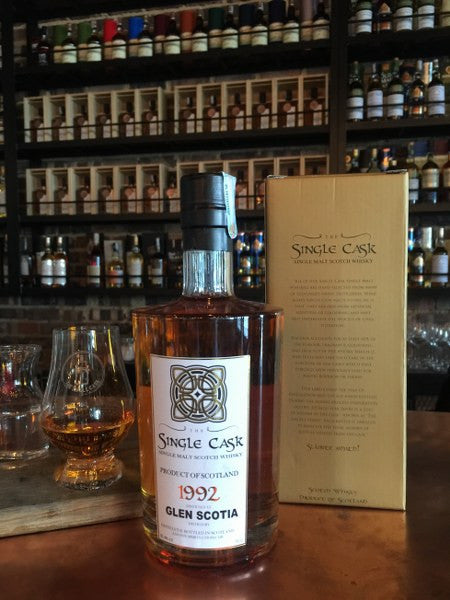 The Single Cask 18YO Glen Scotia 1992 - The Single Cask