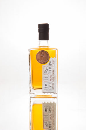 The Single Cask Glenburgie 21 YO 1995,Single Malt Whisky - The Single Cask